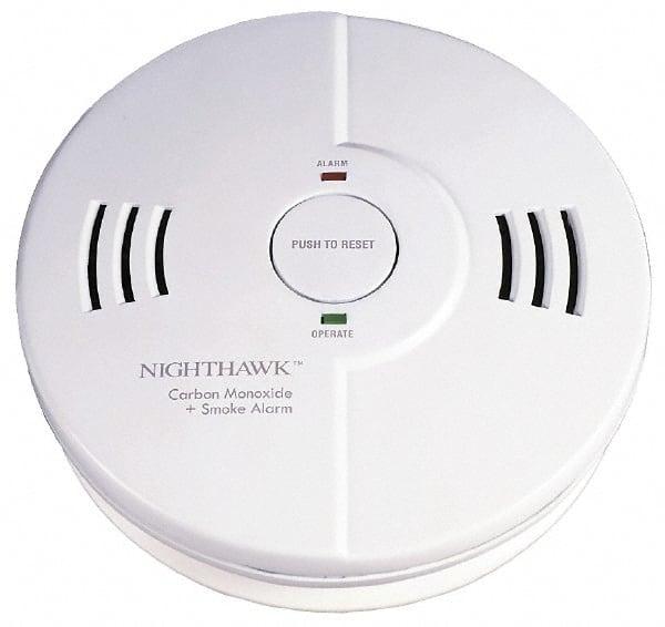 Kidde 5 3 4 Inch Diameter Smoke And Carbon Monoxide Alarm 67317651 Msc Industrial Supply