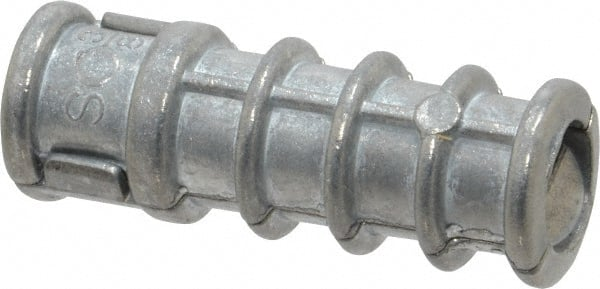 Value Collection 3 8 Diam 5 8 Drill Lag Shield Concrete Anchor 67330100 Msc Industrial Supply