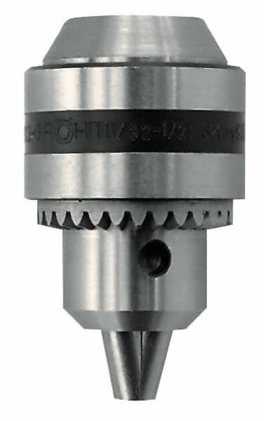 "New High Quality Heavy Duty 1//32/""-1//2/"" JT6 Drill Chuck with Key keyed"