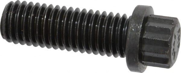 12-Point Screw Alloy Steel Thread Size 1//4-20