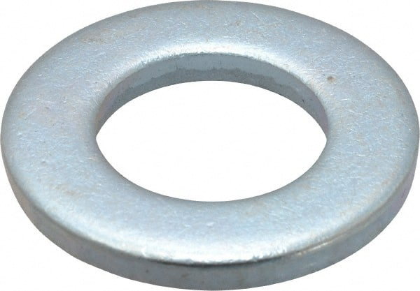 Plain Finish 7//16 Hole Size 304 Stainless Steel Sealing Washer Pack of 100 0.0900 Nominal Thickness 0.4450 ID
