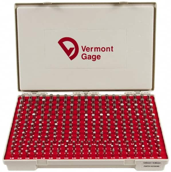 ".2870/"" Plus .0002/"" HSS Gage Pin Class ZZ Vermont Gage Go"