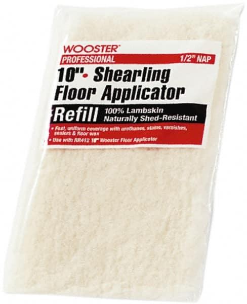 12-Inch Wooster Brush RR612-12 Shearling Floor Applicator Refill 1//2-Inch Nap