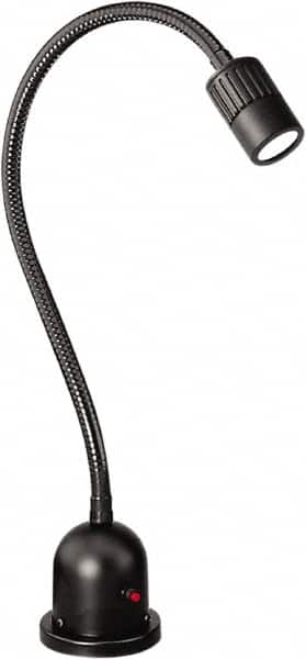 electrix 22inches reach 6w led task lamp wmag base - Gooseneck Lamp