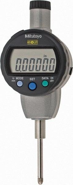 Electronic Drop Indicators : To quot range graduation msc