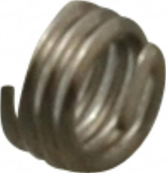 Maxmartt 50pcs Stainless Steel Coiled Wire Helical Screw Thread Inserts M2.5 x 2D