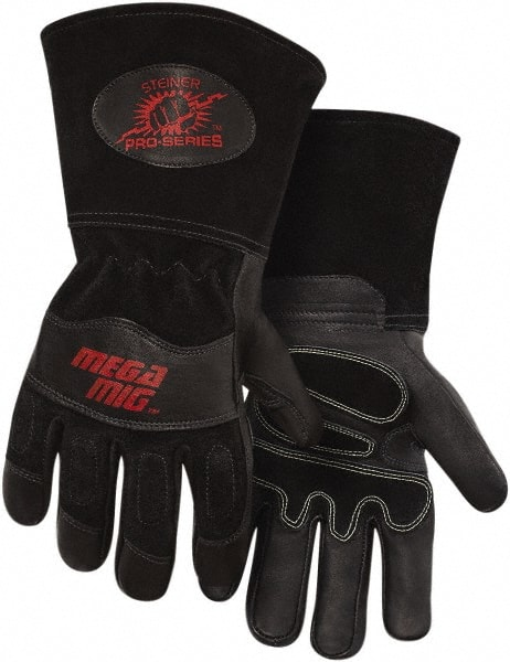 Latex Coated Working Gloves 9 Inch L Sold In Min 3 Pair