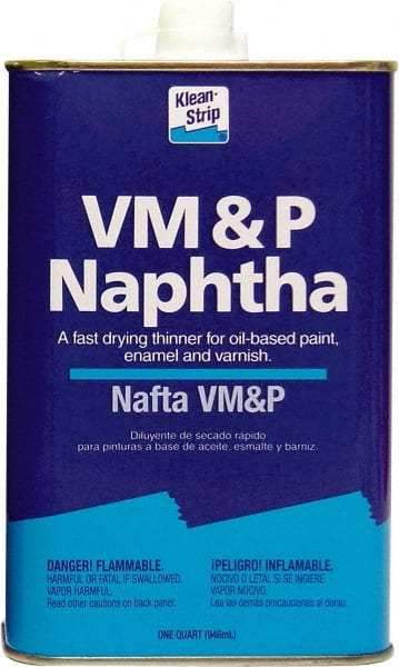 Is there a difference between VM&P naptha and CF? - Coleman