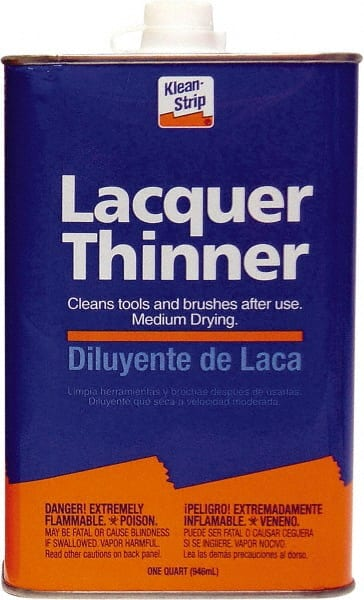 1 Qt Lacquer Thinner SCAQMD 70250519 - MSC