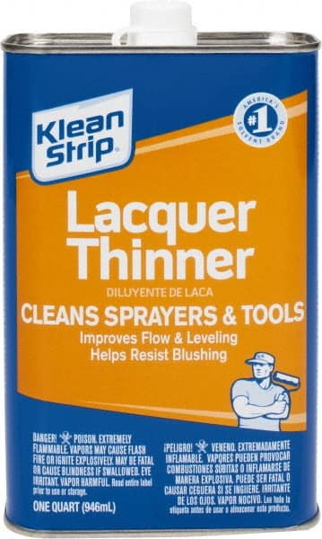 1 Qt Lacquer Thinner 70250477 - MSC