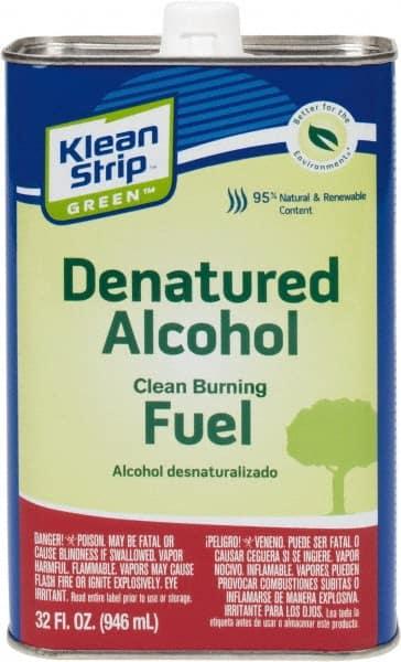Klean-Strip - 1 Qt Denatured Alcohol - 70250709 - MSC