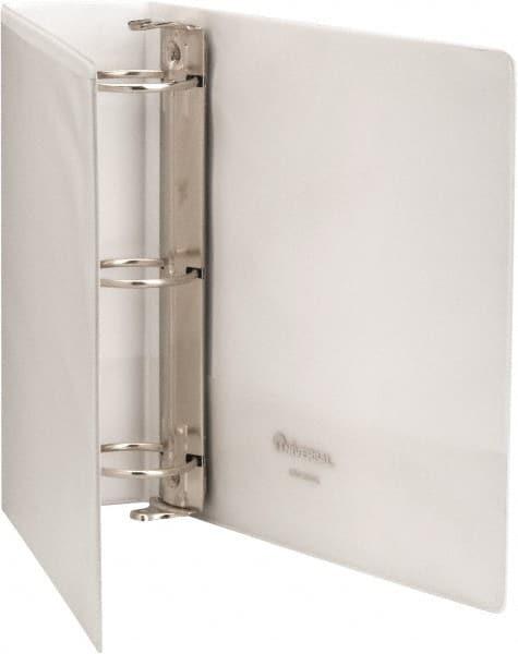 white 3 inch binder mscdirect com
