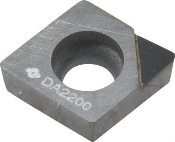 2 new PINNACLE TOOL DCGT070204 21.51 CBN Polycrystalline Diamond Carbide Inserts