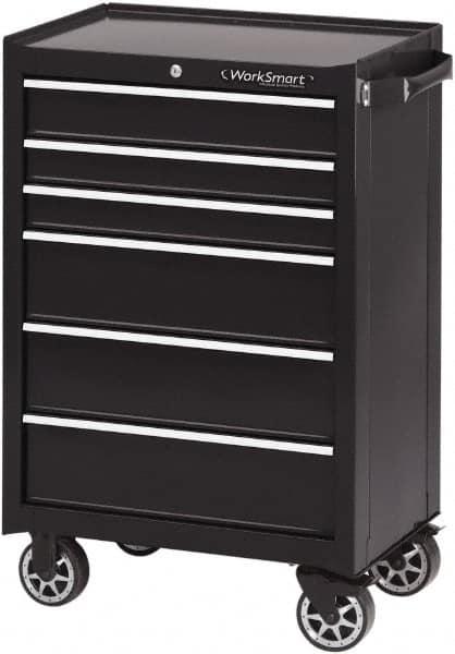 Lb Capacity Steel Roller Cabinet, 6 Drawer Cabinet