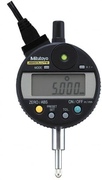 Electronic Drop Indicators : To mm range quot graduation msc