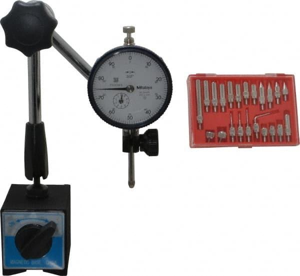 Electronic Drop Indicators : Mitutoyo inch indicator mscdirect