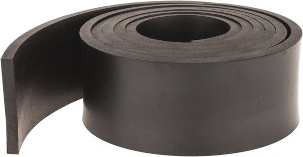 Usa Sealing 60 X 2 X 1 4 Black Neoprene Strip 71883888 Msc Industrial Supply