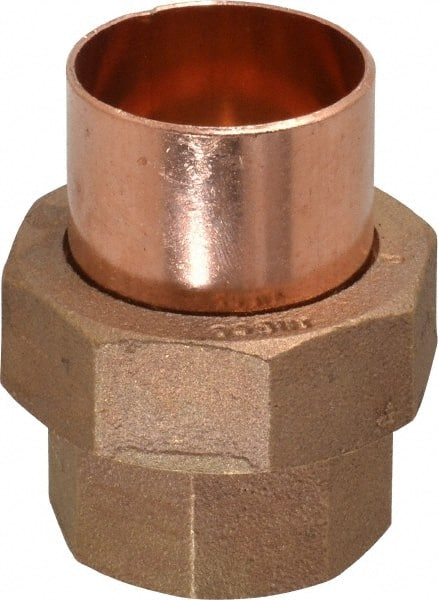 "1//2/"" x 3//8/"" C x MIPT Male Adapter Copper Fitting"