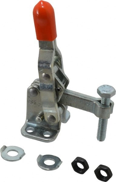 Hold Down Vise Clamp | MSCDirect com