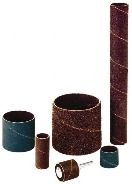 100 Units Standard Abrasives Spiral Band, Aluminum Oxide 120 Grit : 1//2 x 1//2 ID x L
