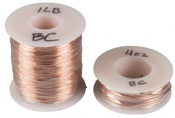Bus bar wire mscdirect made in usa 14 gage 00641 inch diameter x 1200 ft long bare keyboard keysfo Image collections
