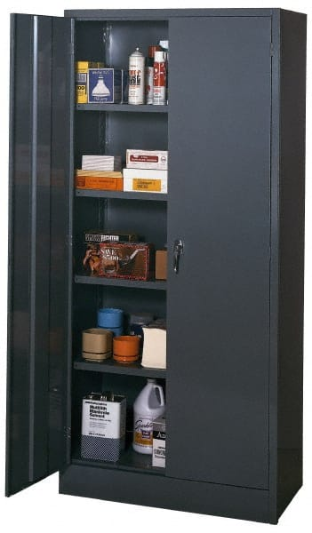 Hover to zoom & 5 Shelf Combination Storage Cabinet 73314734 - MSC