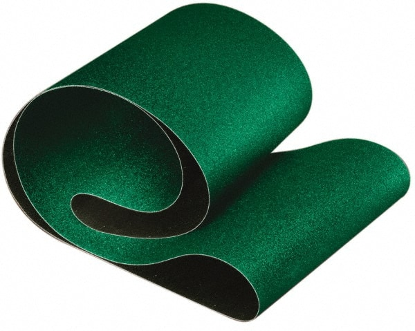 6 Wide x 48 Long Zirconia Alumina Abrasive Belt 100 Grit