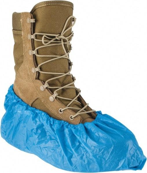 PRO-SAFE - Size L, Polyethylene, Standard Shoe Cover