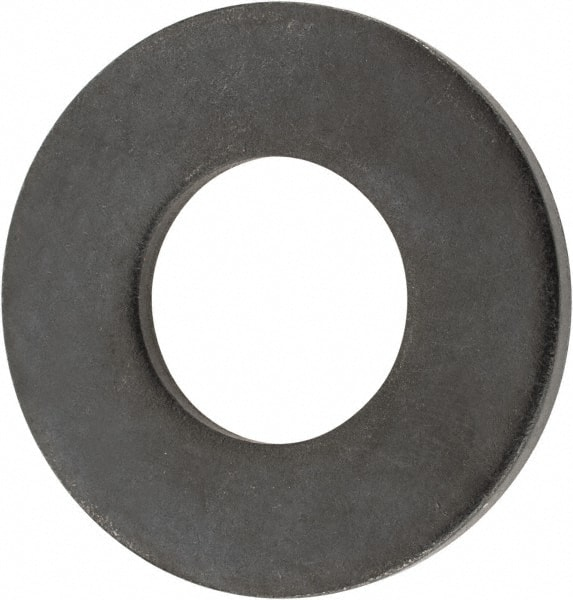 Large OD Flat Washer Steel Zinc Plated Package of 4,400 Low Carbon 1//4x47//64 O.D