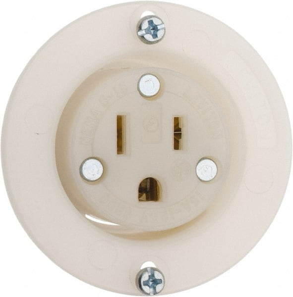 Leviton Industrial Receptacle | MSCDirect.com