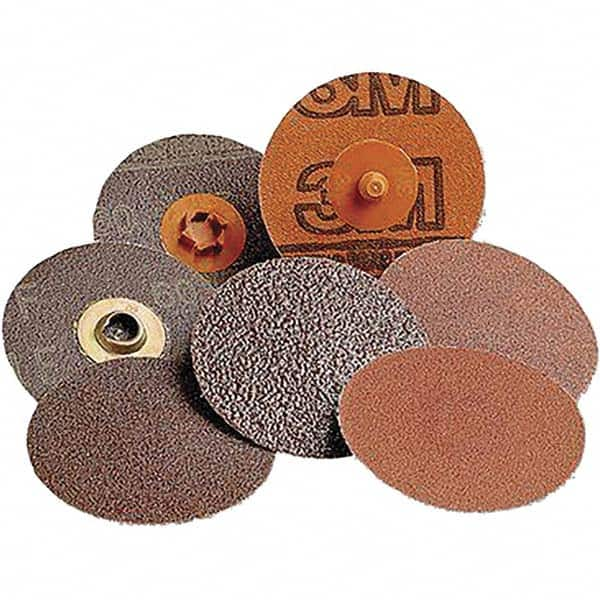 180 1-1//2 Coated Quick Change Disc Fine Aluminum Oxide 100 PK TP Snap-On//Off Type 1
