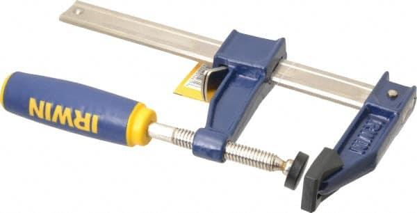 Deep throat bar clamp