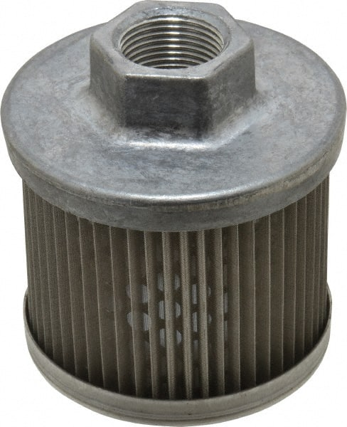 Nut Style Strainer Inc 3//4 Female NPT Flow Ezy Filters F5 40 Pipe Mounted Suction Screen Mesh Size 40 3//4 Female NPT