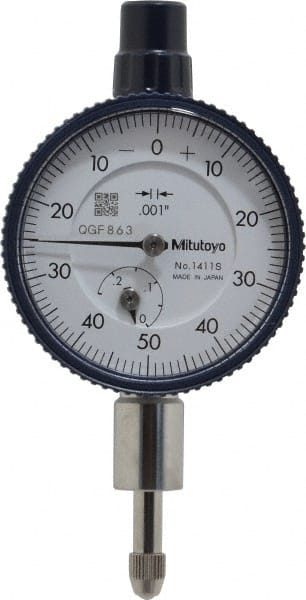 Mitutoyo Drop Indicator : Compac dial indicator mscdirect