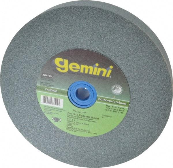"6/""x1-1//2/"" 80Grit Lapidary Bench Pedestal Diamond Hard Flat Grinding Wheel"