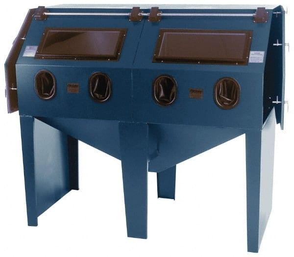 Cyclone 76-3/4  sc 1 st  MSC Industrial Supply & Abrasive Sand Blast Cabinet   MSCDirect.com