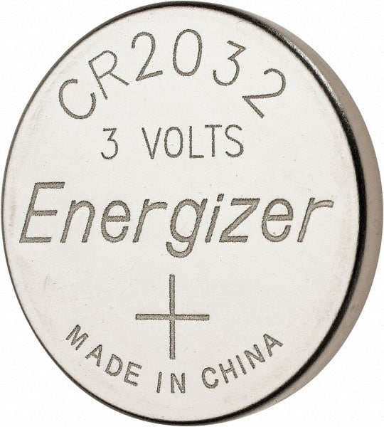 Size 3v Lithium Buttoncoin Cell Battery 76581206 Msc