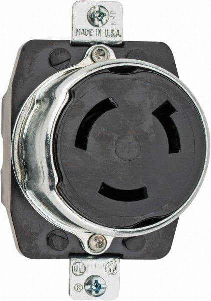 Twist Lock Receptacle – L5-15r Receptacle Wiring