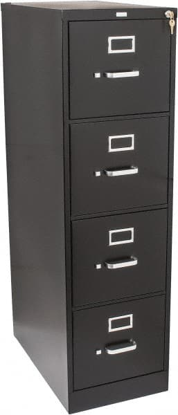 Surprising Hon 15 Wide X 52 High X 25 Deep 4 Drawer Vertical File Home Interior And Landscaping Transignezvosmurscom
