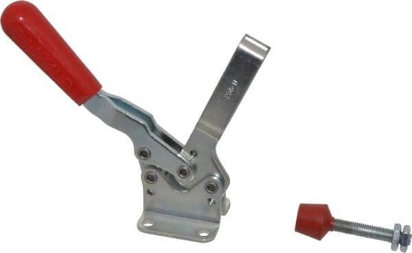 Destaco 750 lb Capacity Steel Horizontal Hold-Down Toggle Locking Clamp 1 Unit