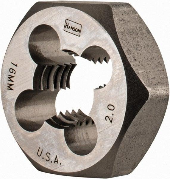 """Irwin Industrial 6956 High Carbon Steel Hexagon 1-7//16/"""" Across Flat Die"""