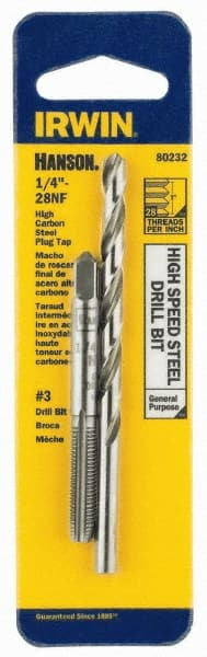 Bottoming Bri... Value Collection #6-32 UNC 3 Flutes Plug H1 Taper Chamfer