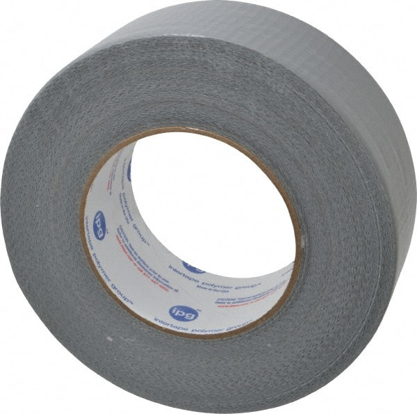 "6x 2/"" STICKY Gray Silver Cloth PE Duct Tape Repair Water UV Tear Resistant 55yd"