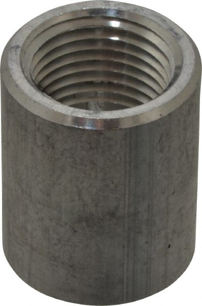 Latrobe Foundry 1 2 Aluminum Pipe Coupling 78142106 Msc Industrial Supply
