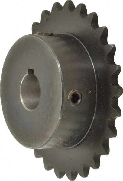 TRITAN 50BS15H X 1 1//2 Roller Chain Sprocket,Finished Bore