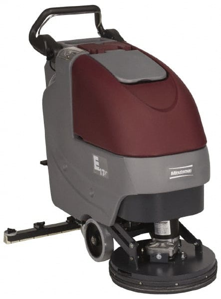 Minuteman 17 Cleaning Width Battery Powered Floor Scrubber