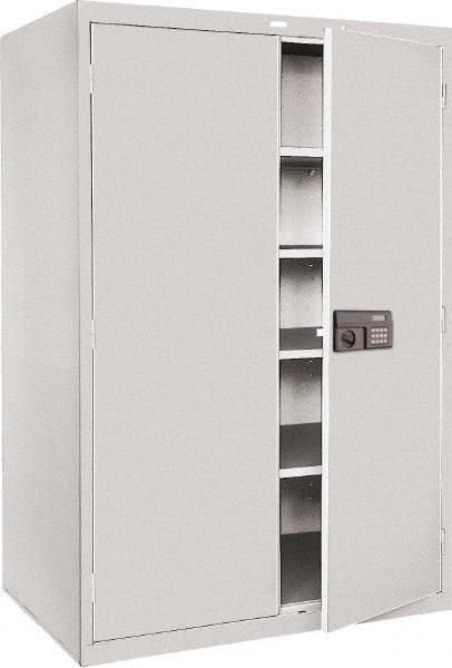48 Inch Locking Storage Cabinet Mscdirectcom