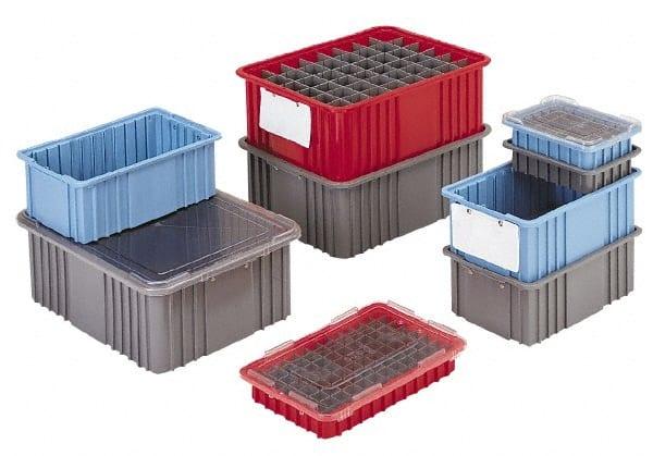 Lewisbins Polyethylene Storage Containers MSCDirectcom