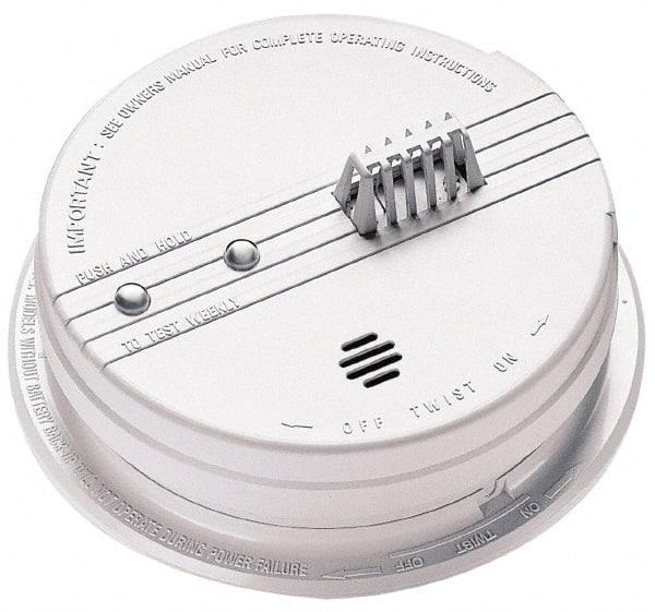 Kidde 5 Inch Diameter Ac Wire In Battery Backup 120 Volt Heat