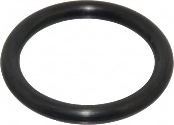 Round 1//16 Width 1//2 OD Pack of 100 3//8 ID Black 012 Buna-N O-Ring 90A Durometer